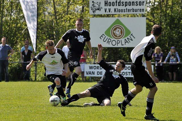 kloosterburen voetbal svmh 1