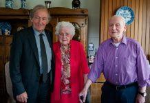 Peize 65 jaar huwelijk