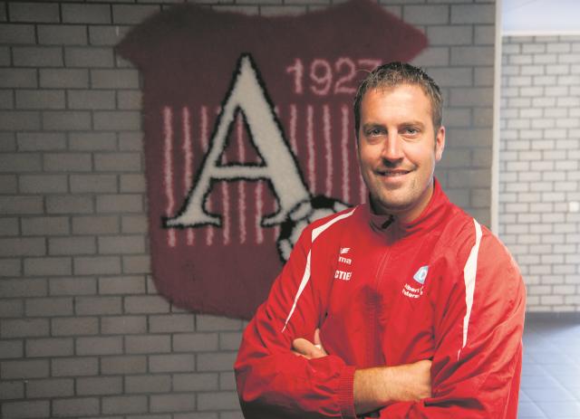 Actief Andries Spijkerman