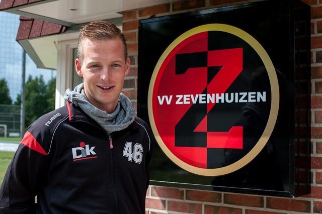 VV Zevenhuizen Bernard Dik