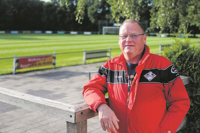 VV Haulerwijk Jannes Nuwolt