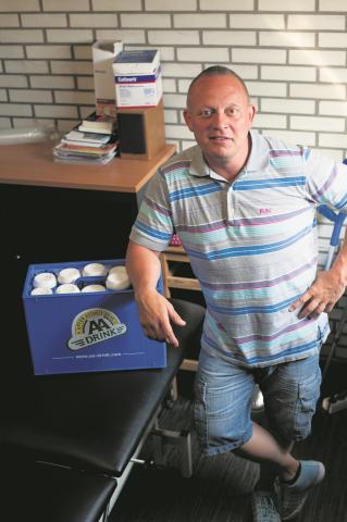 VV Hoogkerk Michel Mulder