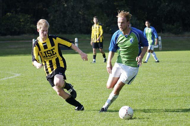Haulerwijk - voetbal Johann