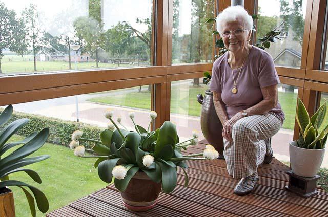 Leek - bijzondere plant mevrouw Zuiderveld Johanna
