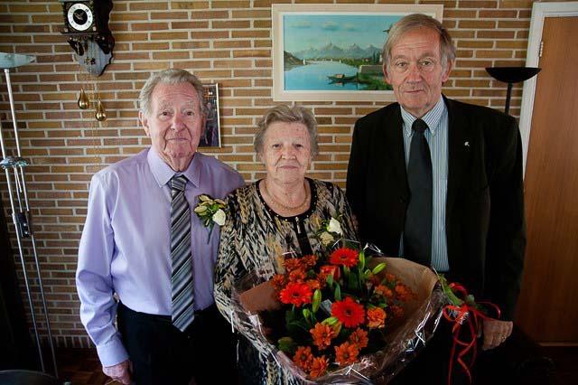 peize 65jarig huwelijk wekema van bergen