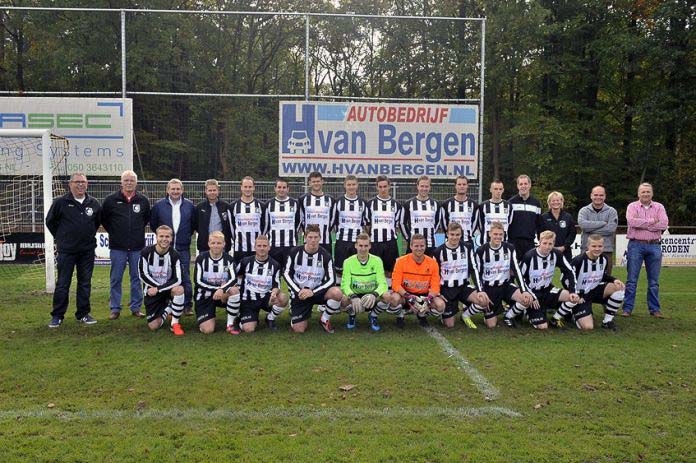 roden voetbal nw shirts 1
