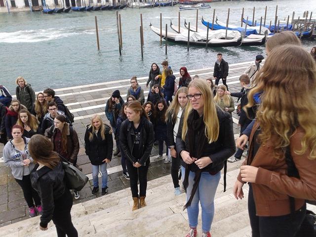 Op bezoek in Venetië