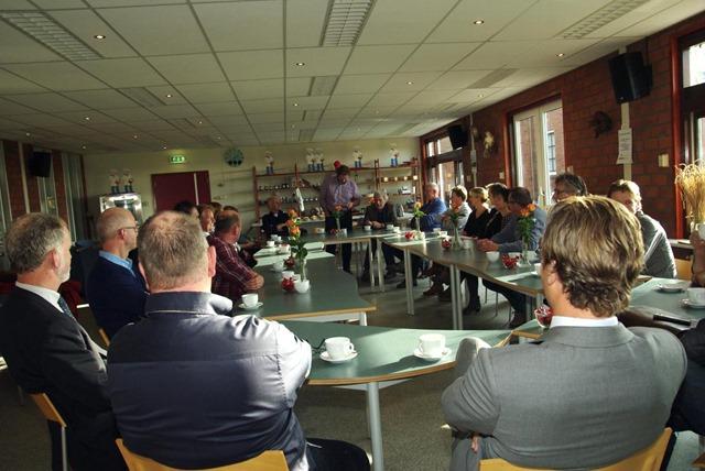 oprichtingsvergadering collectieven