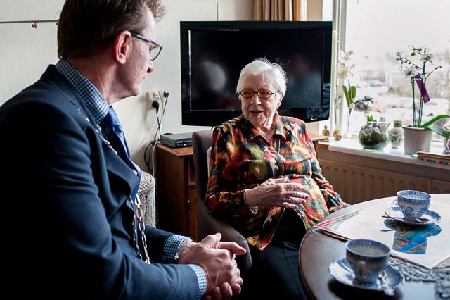 Marum 101 jarige