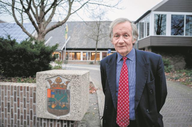 Hans van der Laan 2014
