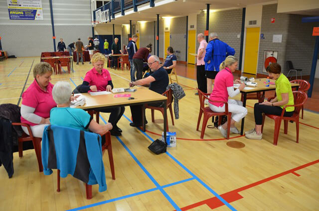 Roden - fitheidstest senioren 2