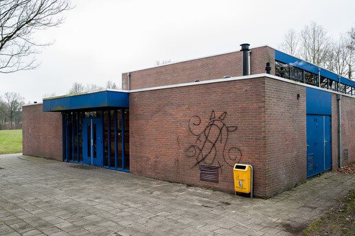 Roden Gymlokaal nijlandspark