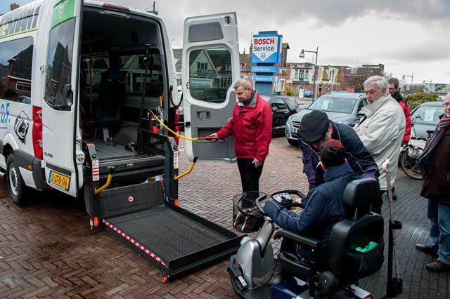 Roden nieuwe VOR bus