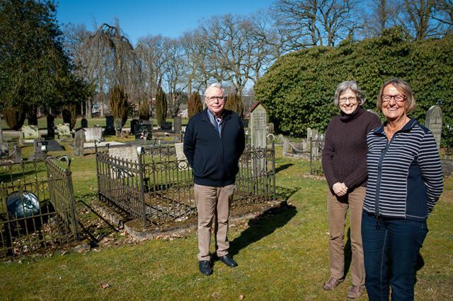 Veenhuizen begraafplaats
