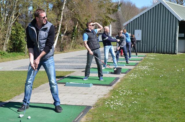 Roden - open dag golfclub