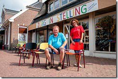 Norg zorg in stelling