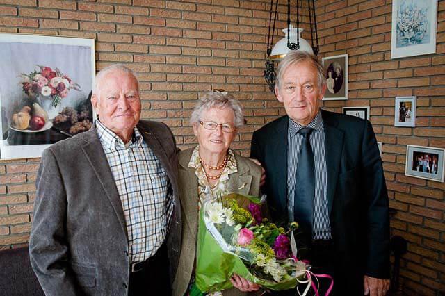 Roden 60 jarig huwelijk Horst-vanRingen