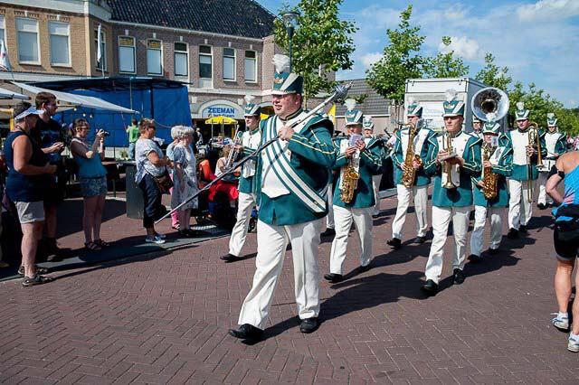 Leek Streetparade