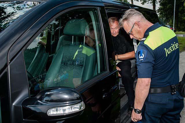 Veenhuizen afscheid Hans vd LAan