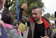 leek vluchtelingen vissen 5