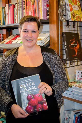 Roden Daan Nijman kookboekweek