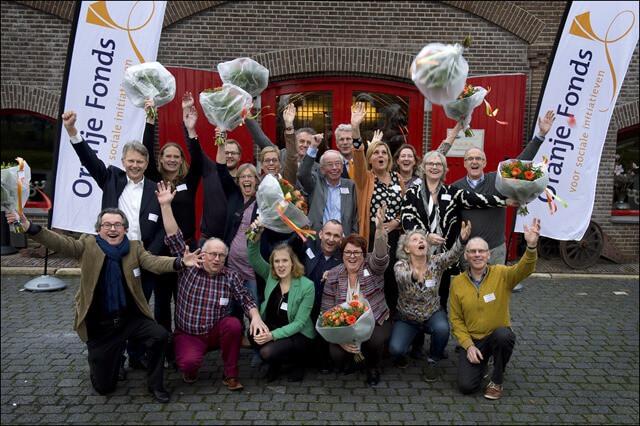 appeltjes van Oranje genomineerden 2016 Oranje Fonds FOTOGRAFIE BART HOMBURG