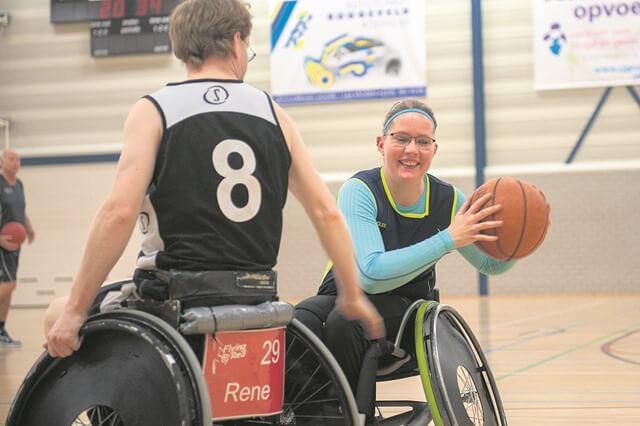 roden rolstoelbasketbal 1