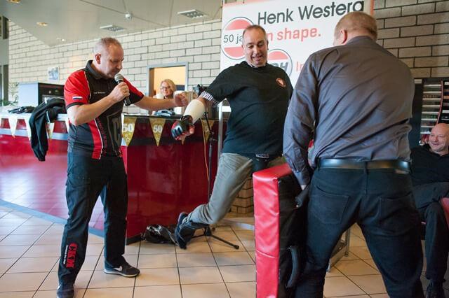 Roden VDH Henk Westra