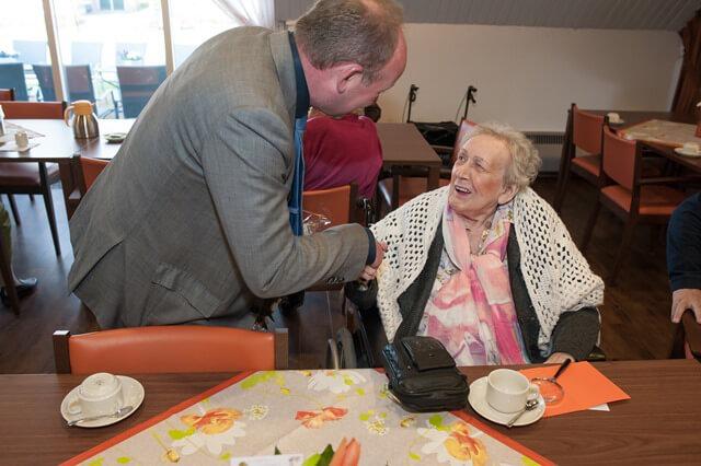 Peize 102 jarige