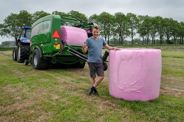 Peizermade Roze pakketjes