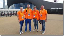 Team Aqualero EK Masters London 25 mei