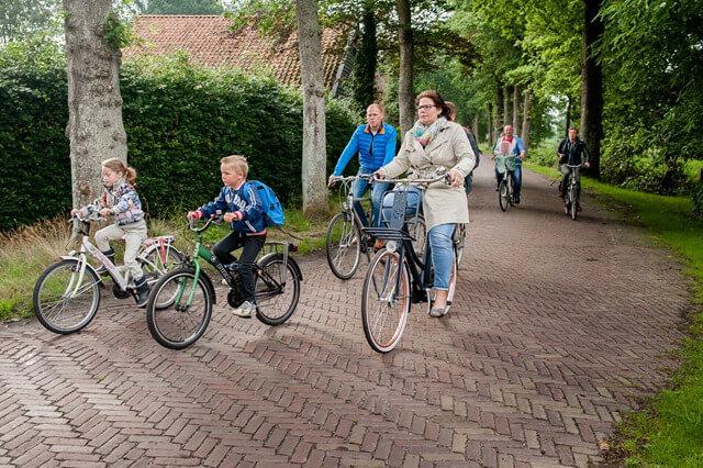 Foxwolde fietsroutegevaar