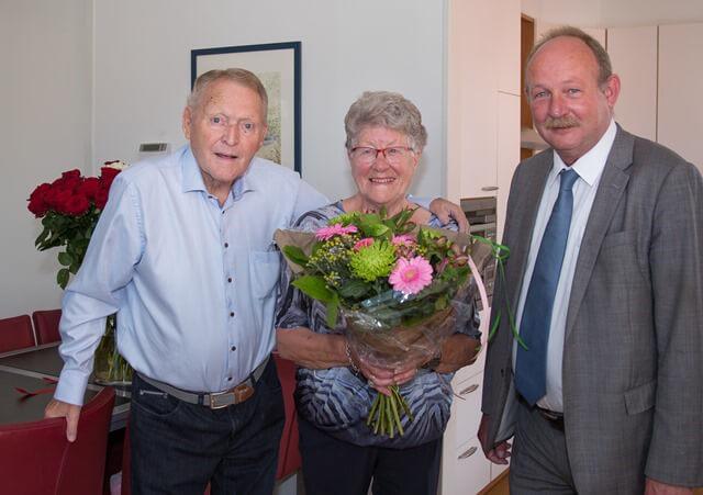 RODEN-60- huwelijk echtpaar Ludolphy