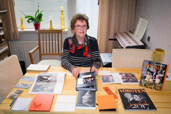 Gerda Kluitenberg Staat Stil Bij Tachtigste Verjaardag Prinses