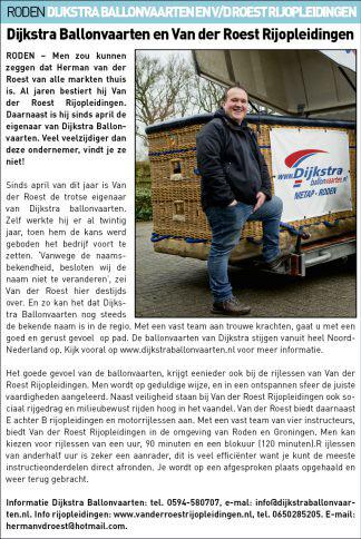 DKT-Dijkstra ballonvaart uitgelicht 25-06