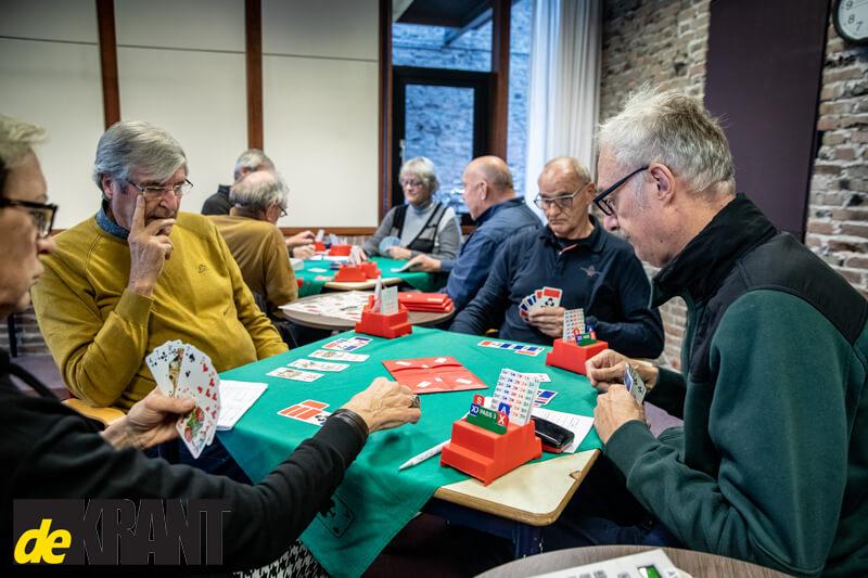 Bridgers laten Norg centrum schudden - De Krant