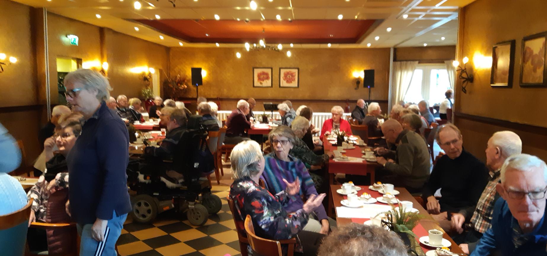 Dag van de Mantelzorg gevierd in Peize - De Krant